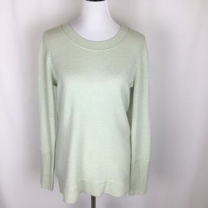 Cynthia Rowley 100% 2-Ply Cashmere Sweater